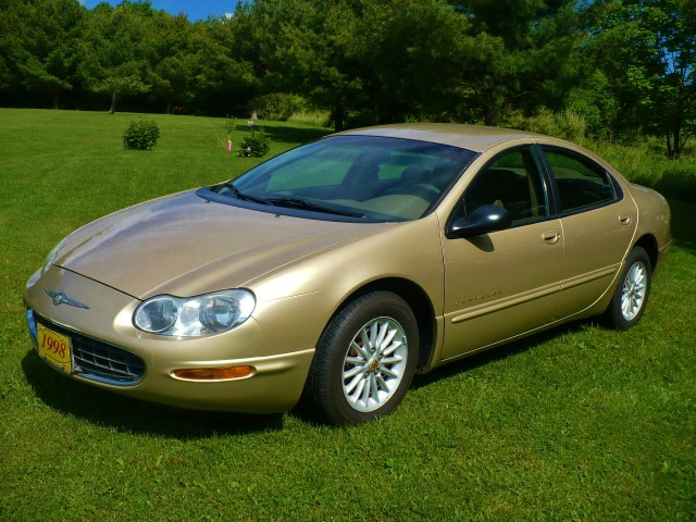 1998 chrysler concorde l xi. Cars Review. Best American Auto & Cars Review